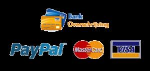 bank en paypal logo transparant