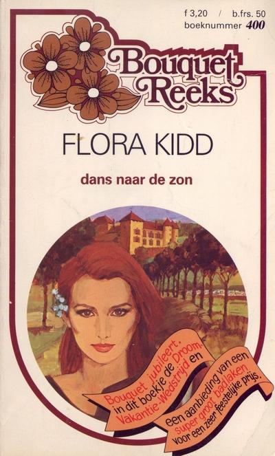 Flora Kidd Dans naar de zon Bouquetreeks 400
