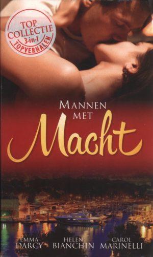 Mannen met macht - Emma Darcy, Helen Bianchin, Carol Marinelli - Topcollectie 6 3