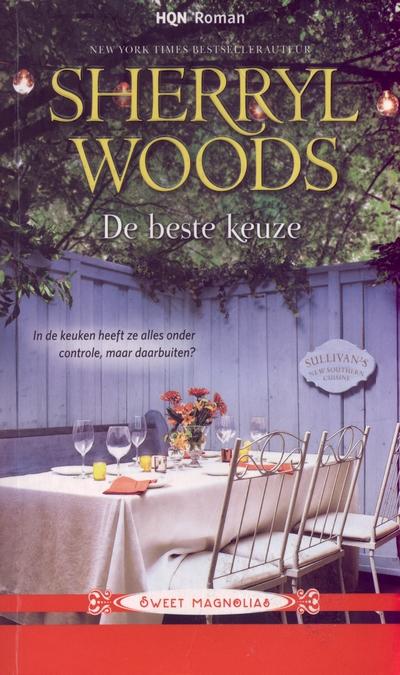 Sherryl Woods De beste keuze HQN 121