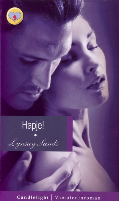Lynsay Sands Hapje! Candlelight Vampierenroman 10