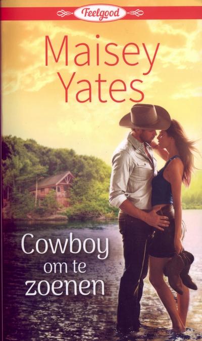 Maisey Yates Cowboy om te zoenen Feelgood 06