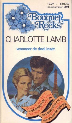 Charlotte Lamb Wanneer de dooi inzet Bouquet Reeks 401