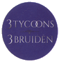3 tycoons 3 bruiden logo