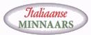 Italiaanse minnaars logo