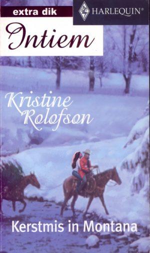 Kristine Rolofson Kerstmis in Montana Intiem 1337