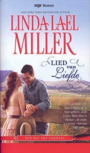 Linda Lael Miller Lied van liefde HQN 93
