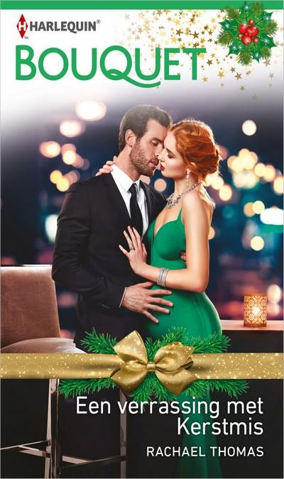 Rachael Thomas Een verrassing met Kerstmis Bouquet 4006