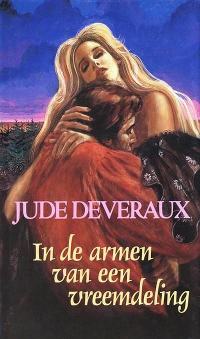 Jude Deveraux In de armen van een vreemdeling hischtorische hardcover