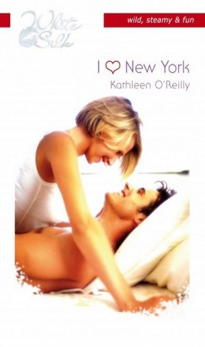 Kathleen O'Reilly I love New York White Silk 42