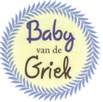 Baby van de Griek logo