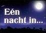 Een nacht in logo