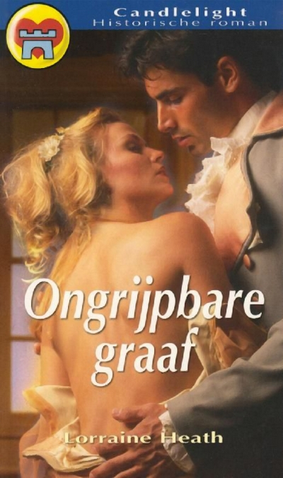 Lorraine Heath Ongrijpbare graaf Candlelight historische roman 816