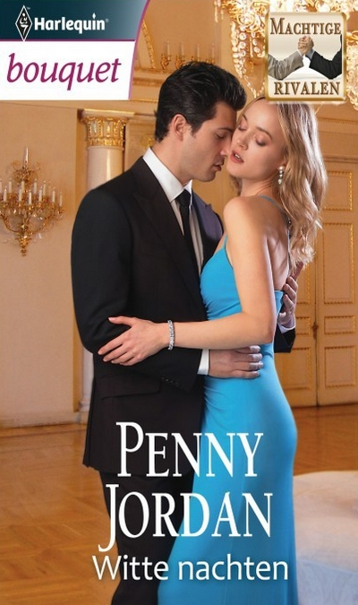 Penny Jordan Witte nachten Bouquet 3344