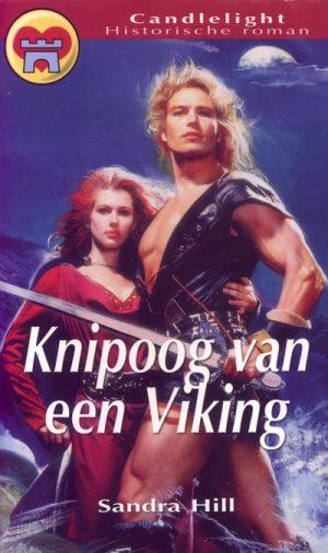Sandra Hill Knipoog van een Viking Candlelight Historische roman 918