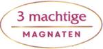 3 machtige magnaten logo