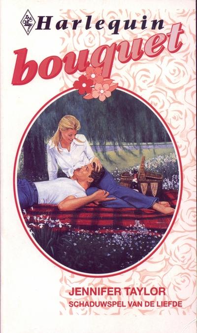 Jennifer Taylor Schaduwspel van de liefde Bouquet 1882