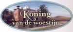 Koning van de woestijn logo