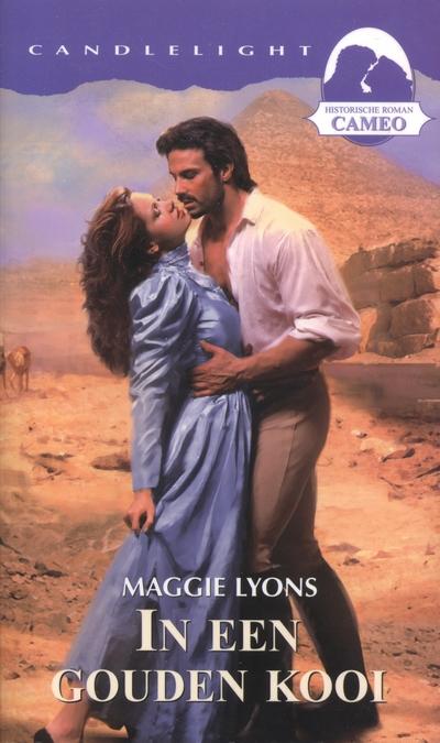 Maggie Lyons In een gouden kooi Candlelight Historische Roman Cameo 75