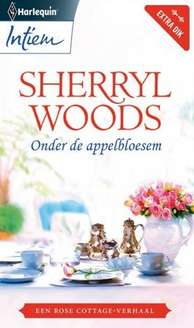 Sherryl Woods Onder de appelbloesem Intiem 2068