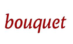 Bouquet 2600 t/m 3000