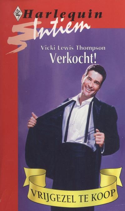 Vicki Lewis Thompson Verkocht Intiem 1051