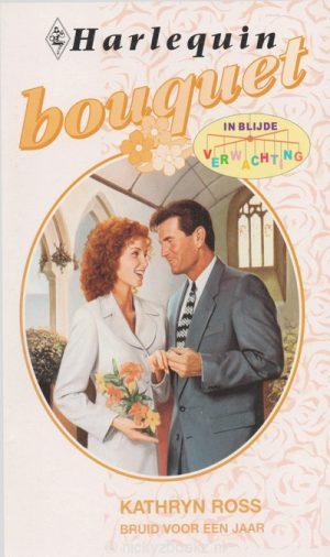 Kathryn Ross Bruid voor een jaar Bouquet 1984
