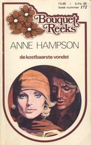 Anne Hampson – De kostbaarste vondst (nr. 172)