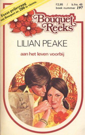 Lilian Peake – Aan het leven voorbij (nr. 197)