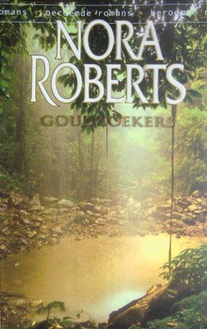 bos meer goudengloed bomen stenen nora roberts goudzoekers harlequin 1