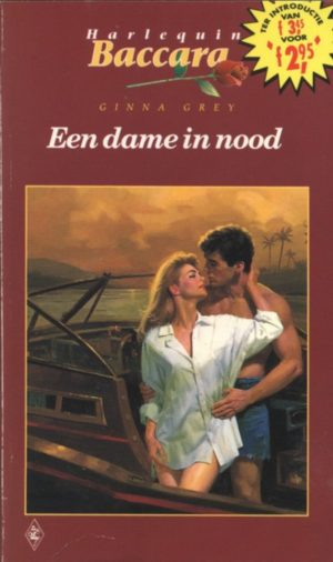 Baccara 3 Ginna Gray – Een dame in nood
