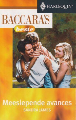 Baccara's Beste 560 Sandra James – Meeslepende avances
