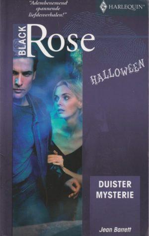 Black Rose 60 Jean Barrett – Duister mysterie