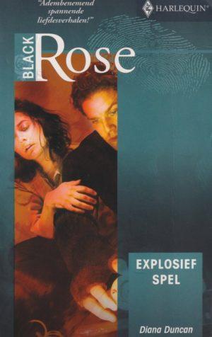 Diana Duncan – Explosief spel (Black Rose 97)