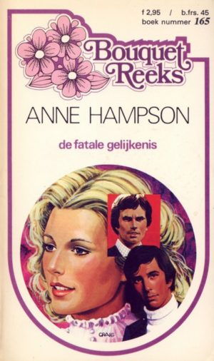 Bouquet 165 Anne Hampson – De fatale gelijkenis