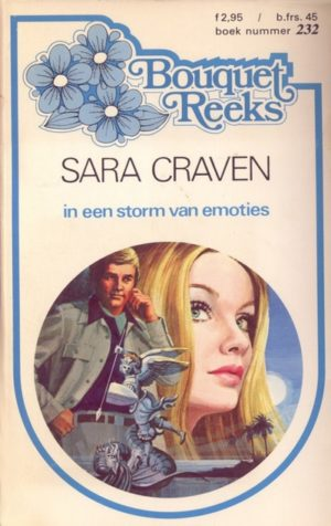 Bouquet 232 Sara Craven – In een storm van emoties