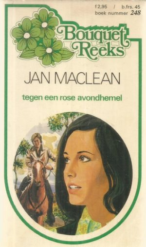 Bouquet 248 Jan Maclean – Tegen een rose avondhemel