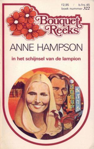 Bouquet 322 Anne Hampson – In het schijnsel van de lampion
