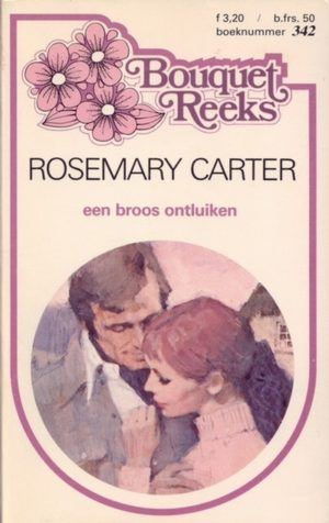 Bouquet 342 Rosemary Carter – Een broos ontluiken