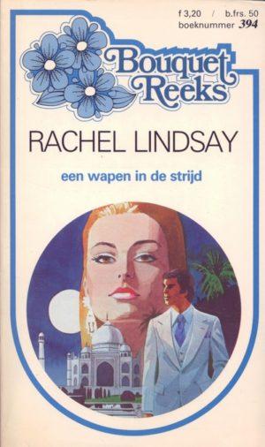 Bouquet 394 Rachel Lindsay – Een wapen in de strijd