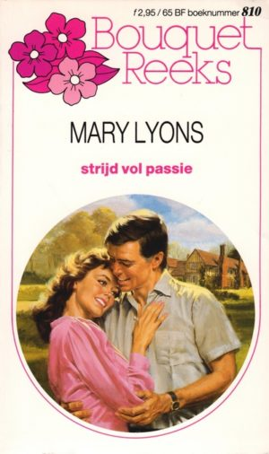 Bouquet 810 Mary Lyons – Strijd vol passie