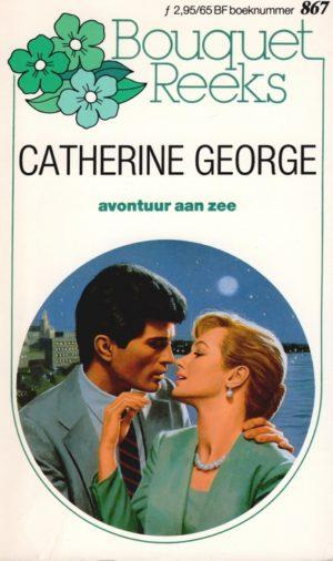 Bouquet 867 Catherine George – Avontuur aan zee