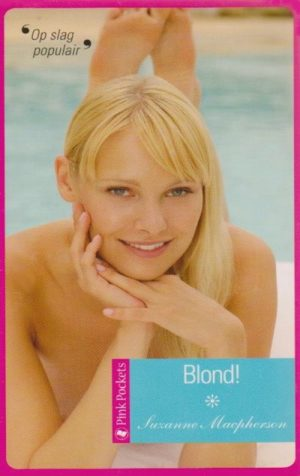 Candlelight Pink Pocket roman 45 Suzanne Macpherson – Blond!