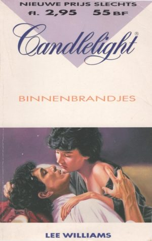 Candlelight roman 556 Lee Williams – Binnenbrandjes