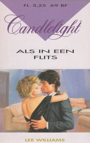 Candlelight roman 652 Lee Williams – Als in een flits