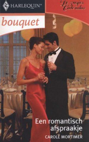 Carole Mortimer – Een romantisch afspraakje (Bouquet 2635)