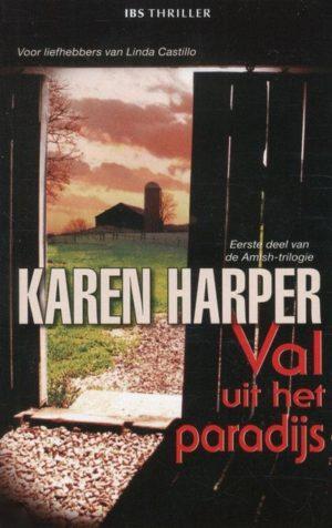 Harlequin IBS Thriller 50 Karen Harper - Val uit het paradijs