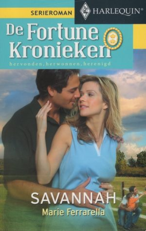 Harlequin Serie roman De Fortune Kronieken 2 Marie Ferrarella – Savannah