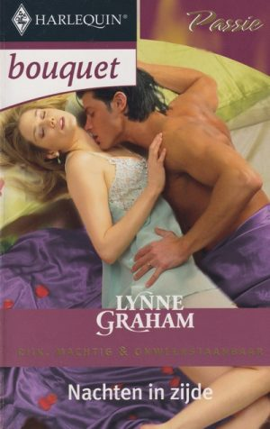 Lynne Graham – Nachten in zijde (Bouquet 2923)