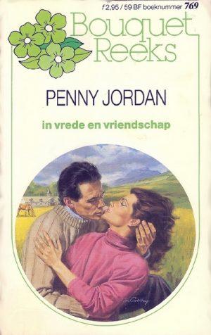 Penny Jordan – In vrede en vriendschap (Harlequin Bouquet roman 769)